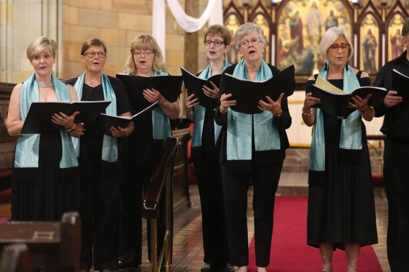 di Canto All Saints Woollahra Concert April 2018